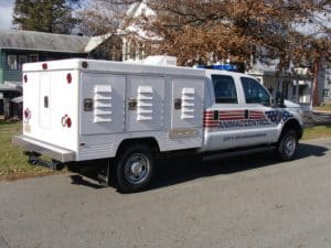 Manassas Animal Control Unit