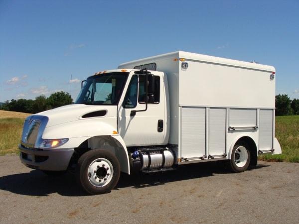 Washington Gas Utility M&O Series Truck