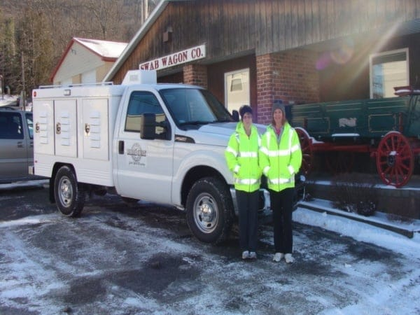 Webster County Animal Control Delivery